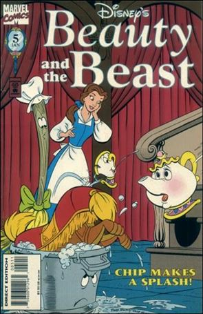 Disney's Beauty and the Beast 5-A