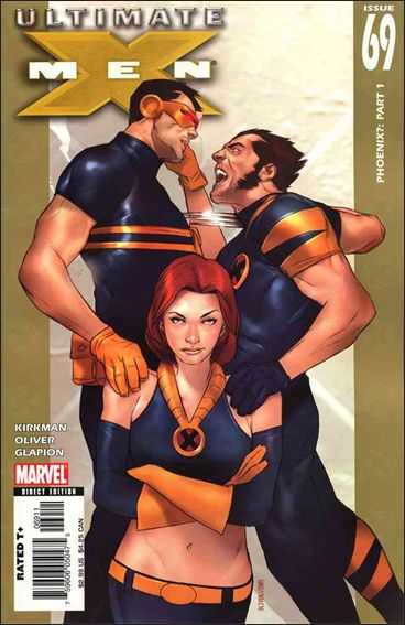 Ultimate X-Men (2000) 69-A by Marvel