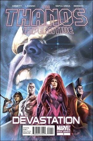 Thanos Imperative: Devastation 1-A