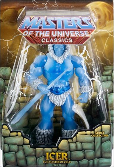 Masters of the Universe Classics Icer by Mattel