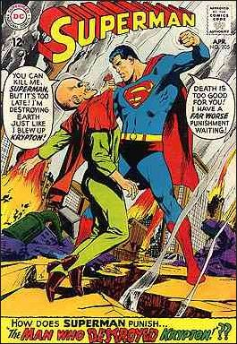 Superman (1939) 205-A by DC