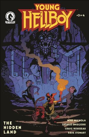 Young Hellboy: The Hidden Land 3-A
