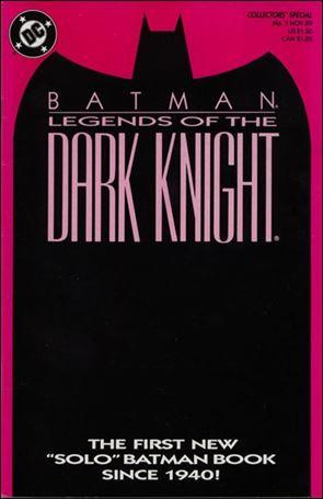 Batman: Legends of the Dark Knight 1-D