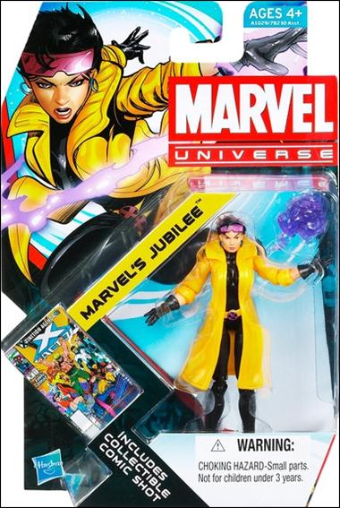 Marvel Universe (Series 4) Marvel's Jubilee by Hasbro