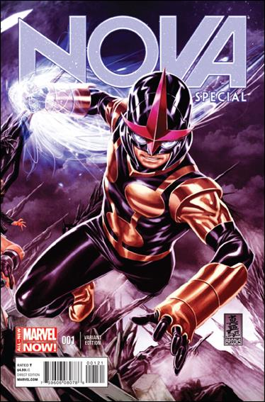 Nova Special 1-B by Marvel