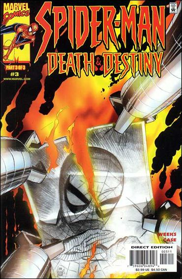 Spider-Man: Death and Destiny 3-A by Marvel