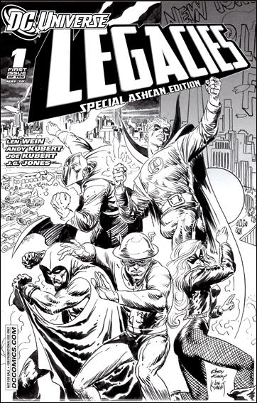 DCU: Legacies Ashcan-A by DC