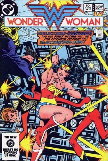 Wonder Woman (1942) 308-A by DC