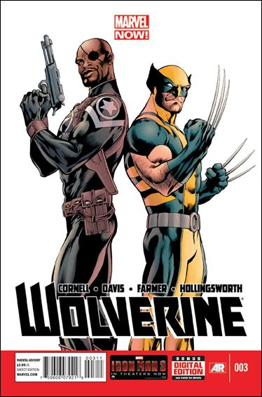 Wolverine (2013) 3-A by Marvel