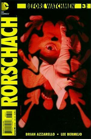 Before Watchmen: Rorschach 3-D by DC