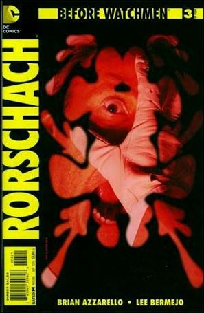 Before Watchmen: Rorschach 3-D