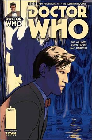 Doctor Who: The Eleventh Doctor 3-C