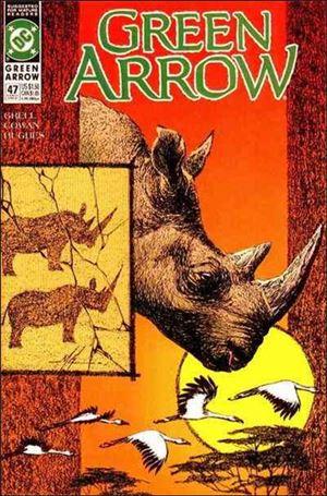 Green Arrow (1988) 47-A