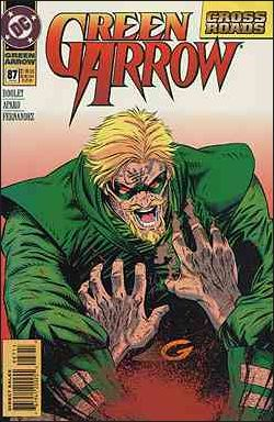 Green Arrow (1988) 87-A by DC