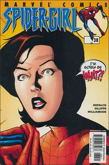 Spider-Girl (1998) 38-A by Marvel