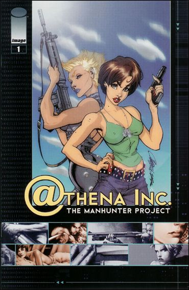 Athena Inc. The Manhunter Project 1-B by Image