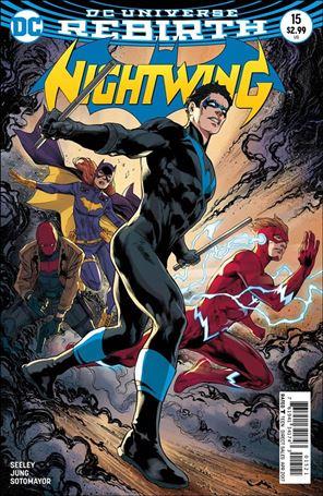 Nightwing (2016) 15-B