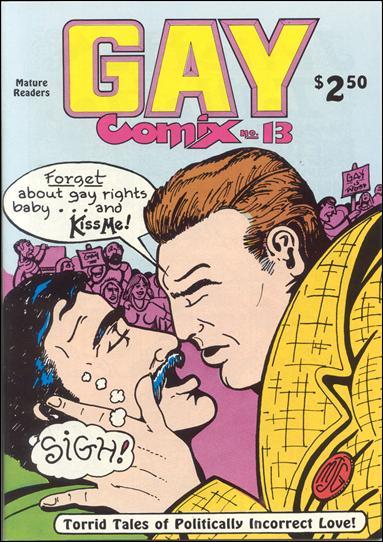 Comix Gay 3