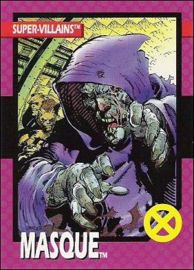 X-Men: Series 1 (Base Set) 49-A by Impel