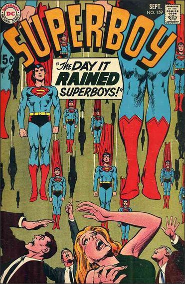 Superboy (1949) 159-A by DC