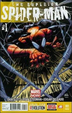 Superior Spider-Man 1-N