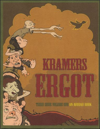 Kramer's Ergot 3-A by Buenaventura Press