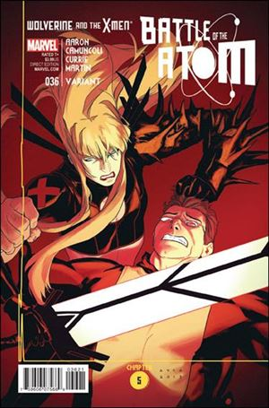 Wolverine & the X-Men (2011) 36-B