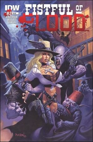 Fistful of Blood 2-A