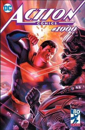Action Comics (1938) 1000-KW
