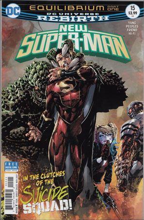 New Super-Man 15-A