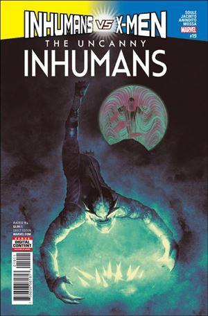 Uncanny Inhumans 19-A