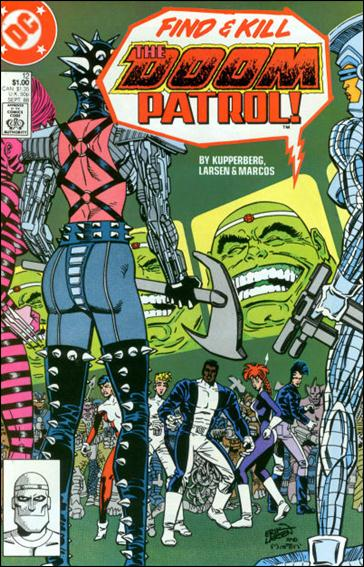 Doom Patrol (1987) 12-A by Vertigo