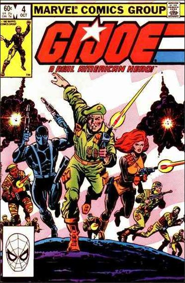 G.I. Joe: A Real American Hero 4-A by IDW