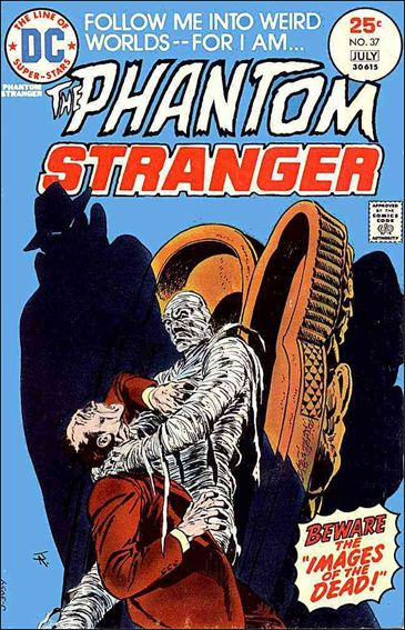 Phantom Stranger (1969) 37-A by DC