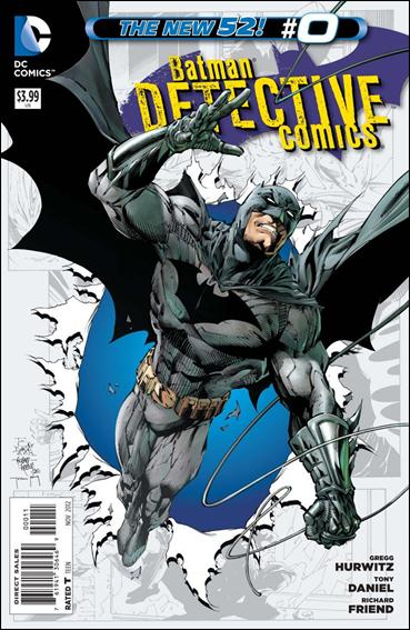 Detective Comics (2011) 0-A by DC