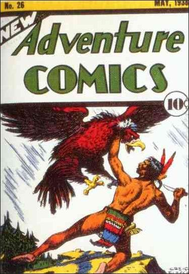 New Adventure Comics 26-A by DC