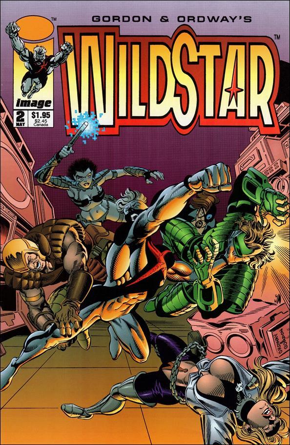 WildStar: Sky Zero 2-A by Image
