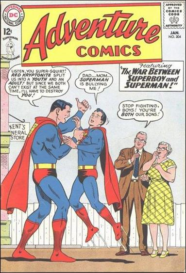Adventure Comics (1938) 304-A by DC