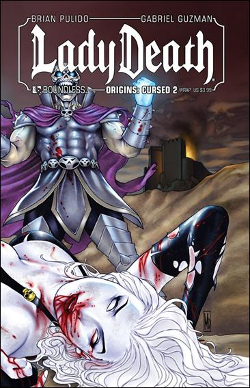 Lady Death Origins: Cursed 2-B by Boundless Comics
