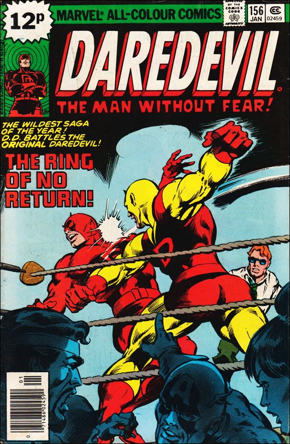 Daredevil (1964) 156-B by Marvel