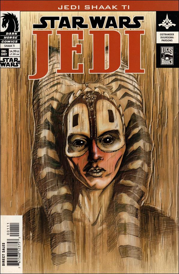 Star Wars: Jedi - Shaak Ti nn-A by Dark Horse