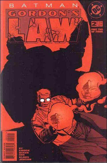 Batman: Gordon's Law 2-A by DC