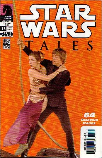 Star Wars Tales 15-B by Dark Horse