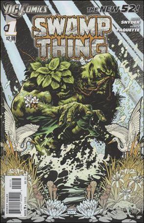 Swamp Thing (2011) 1-C