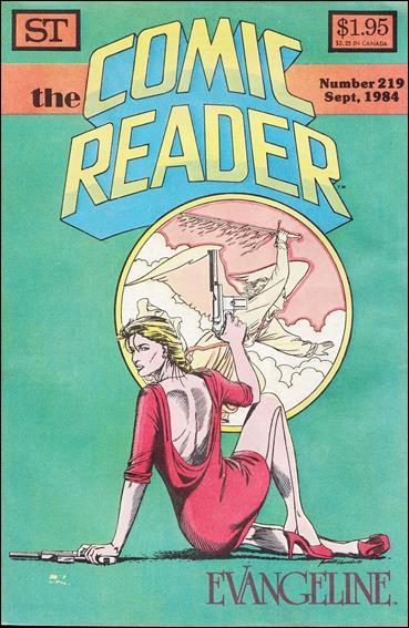 Comic Reader 219-A by Street Enterprises