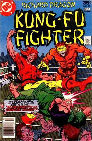 Richard Dragon, Kung-Fu Fighter 18-A by DC