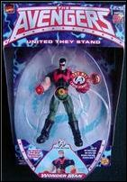 Avengers: United They Stand (Animated)  Wonder Man by Toy Biz