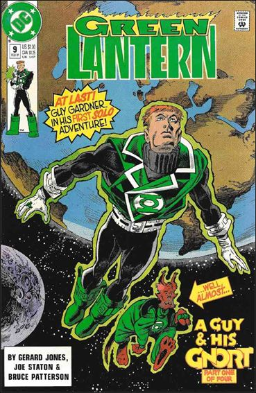 Green Lantern (1990) 9-A by DC