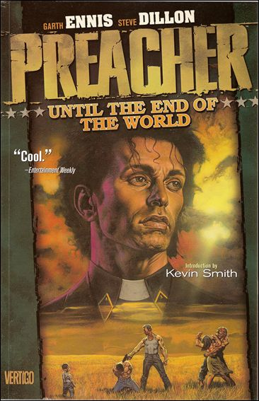 Preacher (1996) 2-F by Vertigo