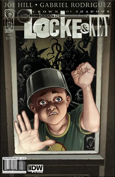 Locke & Key: Crown of Shadows 4-A by IDW